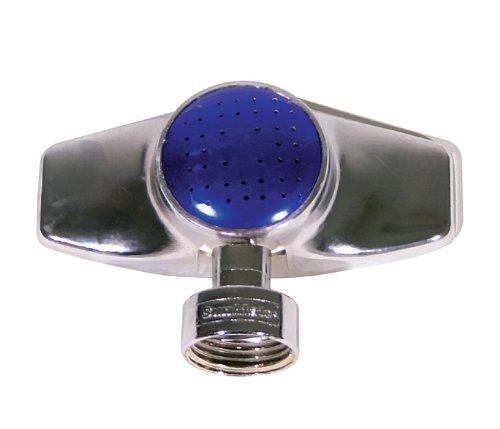 2 Pack - Orbit Metal Lawn Watering Sprinkler with Square Spray Pattern