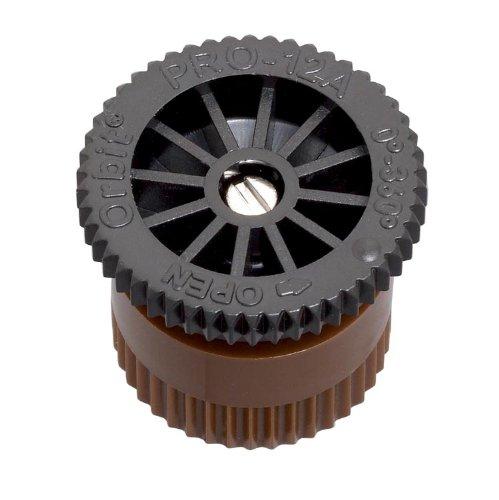 5 Pack - Orbit 12 Radius Adjustable Pop-Up Female Thread Sprinkler Head Spray Nozzle