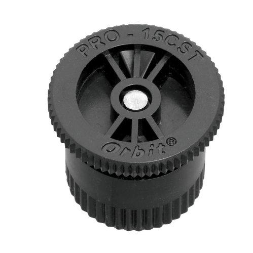 5 Pack - Orbit 5 x 30 Center Strip Spray Female Thread Pop-Up Sprinkler Nozzle