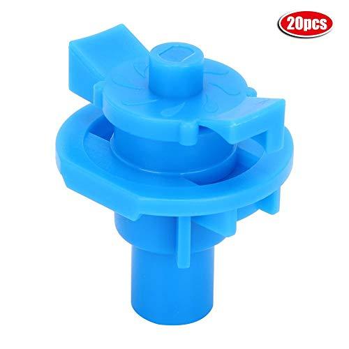 AUNMAS Watering Irrigation Spray Nozzle Accessories Garden Micro Sprinkler Nozzle Watering Equipment2