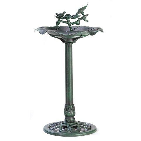 Eastwind Gifts 39617 Verdigris Birdbath