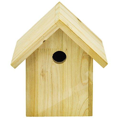 Niteangel Wild Bird Nesting Box Wooden Bird House 82&times96&times62 Inch