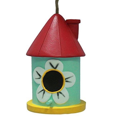 WildBird Care Finch Birdhouse with Funnels Garden Home Decor BRH05