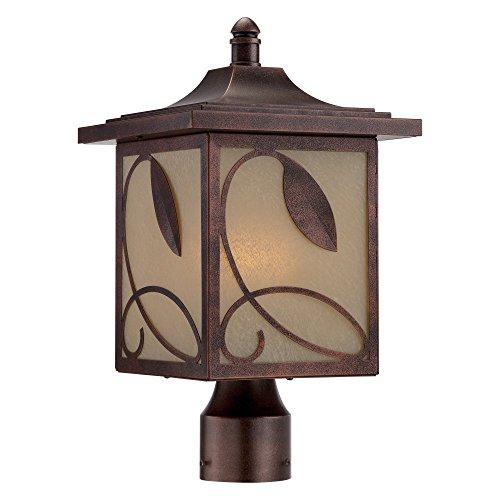 Designers Fountain Outdoor Devonwood 22236 Post Lantern - Flemish Copper
