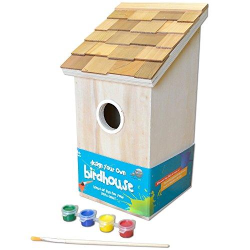 Design Your Own Birdhouse by DEC