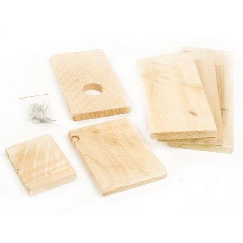 Songbird Essentials DIY Build a Birdhouse Bluebird Kit Made of Cedar Wood Great Project for Kids