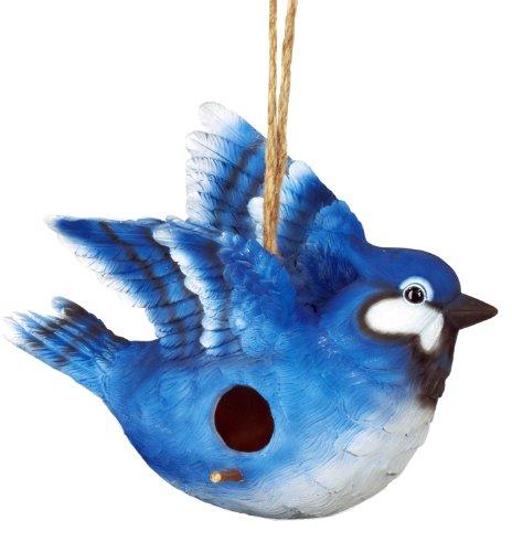 Spoontiques Blue Jay Birdhouse