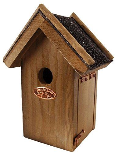 Esschert Design Wren Bird House - Antique Wash