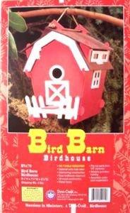 DuraCraft Barn Bird House