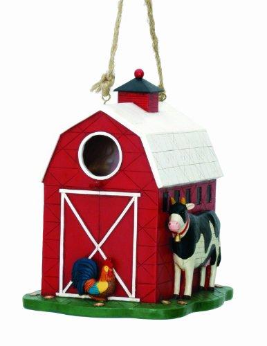 Spoontiques Barn Birdhouse