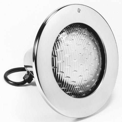 Hayward SP0580S100 AstroLite Underwater Lighting Stainless Steel Face Rim with 100-Foot 100-Watt 12-Volt Cord