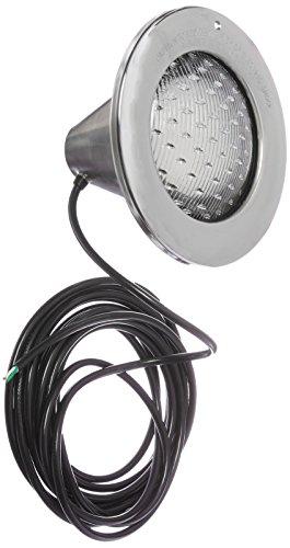 Hayward SP0583SL30 AstroLite Underwater Lighting Stainless Steel Face Rim with 30-Foot 500-Watt 120-Volt Cord