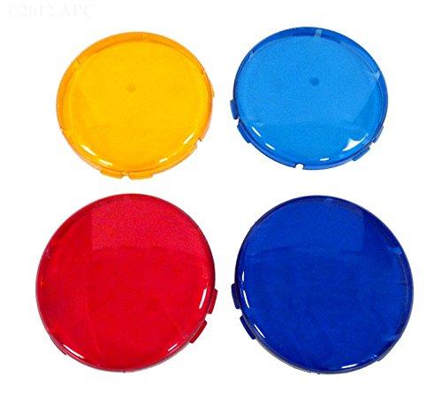 Color Lens Cover Kit for Hayward Pool Light