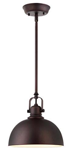 Canarm Ltd Ipl222b01orb Canarm Ltd Ipl222b01orb Polo 1-light Pendant Oil Rubbed Bronze