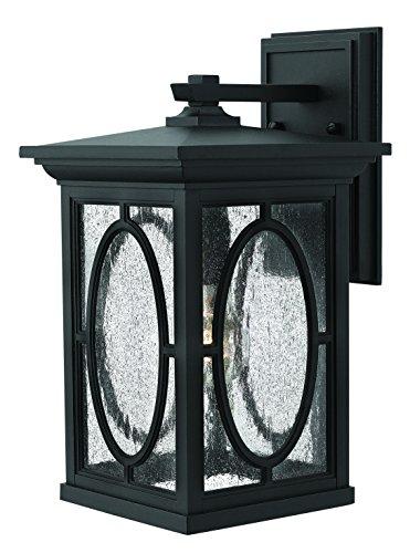 Hinkley Lighting 1494bk Randolph 1-light Outdoor Light Black