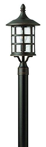 Hinkley Lighting 1801oz Freeport 1-light Outdoor Light Oil Rubbed Bronze