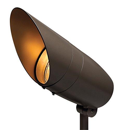Hinkley Lighting 55000BZ 120V Line Voltage Large Spot Light PAR38 or R40 175 Watt Maximum Light Bulb Bronze