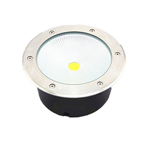 Generic Round 50 Watt LED Underground Light IP67 Garden Buried Lamps