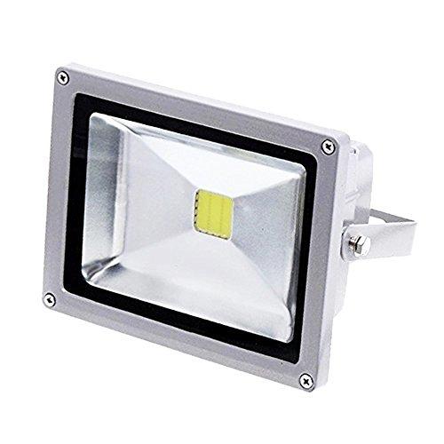 eTopLighting LED Flood Wash LightIndoor Outdoor Security Waterproof Landscape Lighting APL1188 10W Daylight 12V