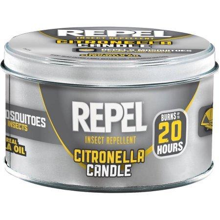 Repel Insect Repellent Citronella Candle 10 oz