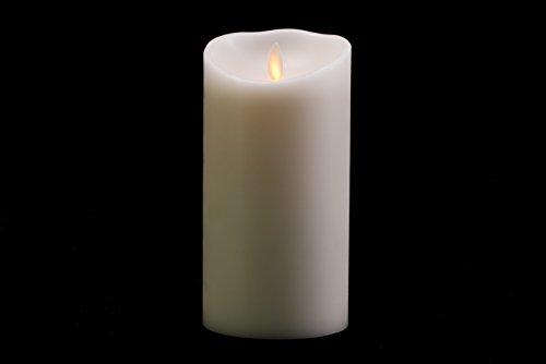 Luminara 7 White Flameless Candle