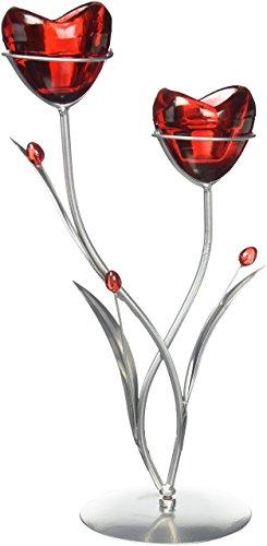 Koehler Candleholder Candle Holder Red