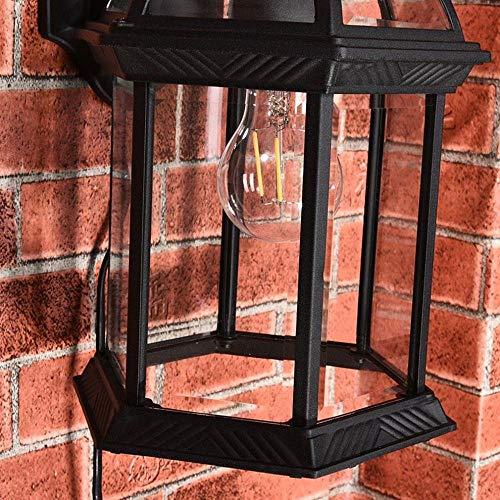 LED Outdoor Waterproof Wall Light Modern Simple Ceramic Wall LightA7w