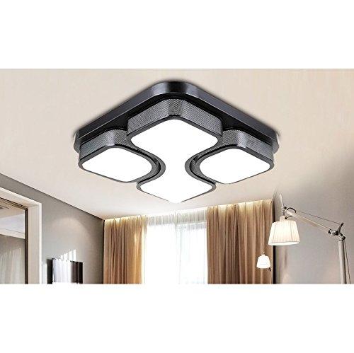 Ameride 36W 207X207 LED Designer Ceiling Light AD-6908FB-36WW Warm White 3000K