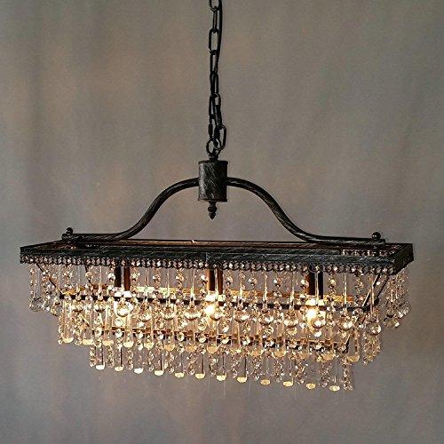 LightInTheBox Traditional Crystal Chandeliers Pendant Lights Ceiling Lamp Fixture