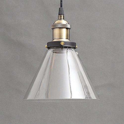 Vintage Pendant Lights Glass Ceiling Lighting Modern Chandelier Ceiling Light Shade Glass Pendant Lighting fixture  Additional Pendant Light Cord