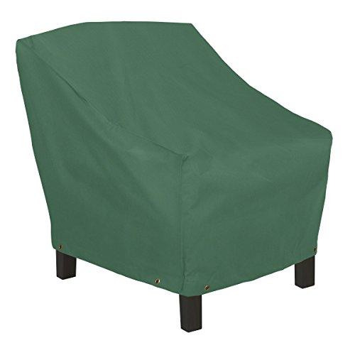 Classic Accessories 55-439-011101-11 Atrium Adirondack Patio Chair Cover Green