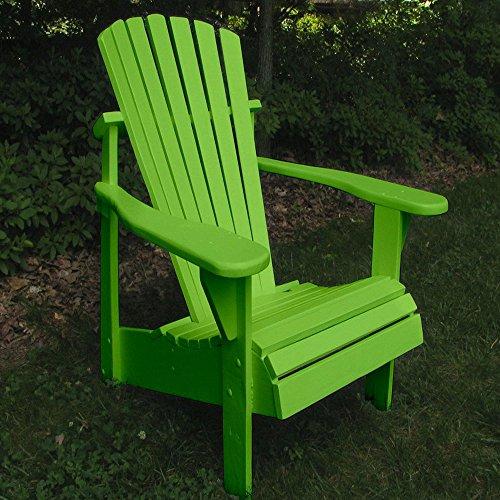 Weathercraft Parrot Classic Adirondack Chair