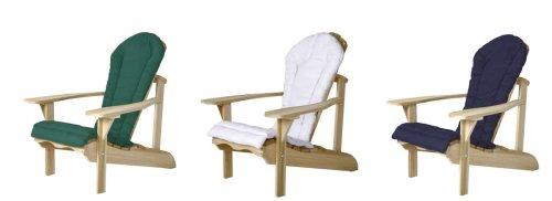 All Things Cedar CC21 Adirondack Chair Cushion White