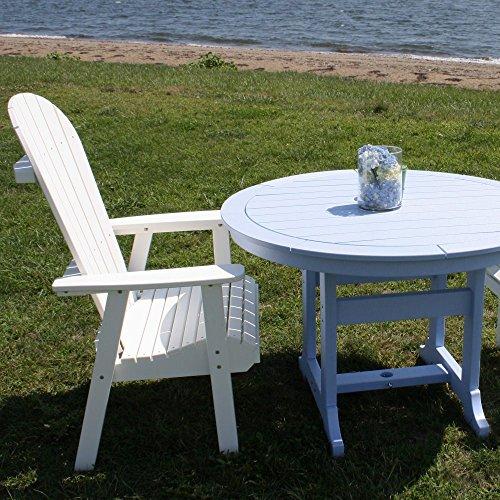 Malibu Outdoor Living Jamestown Adirondack Dining Chair - Sand