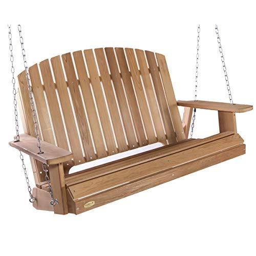 4ft Cedar Adirondack Swing