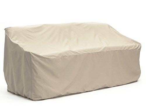 CoverMates - Outdoor Patio Sofa Cover - 94W x 40D x 40H - Elite Collection - 3 YR Warranty - Year Around Protection