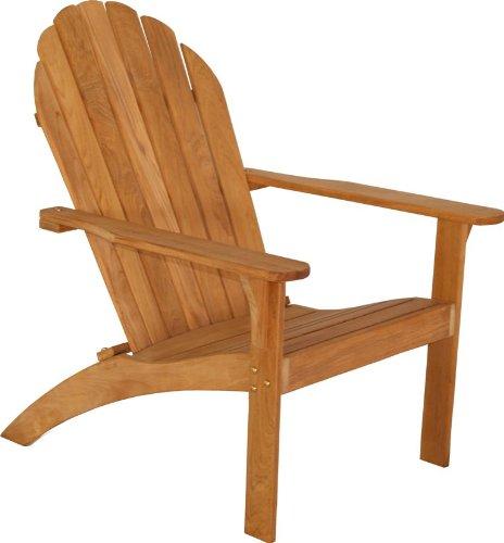 Three Birds Casual Adirondack Chair Teak