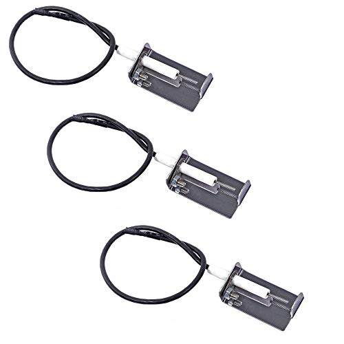 ZLjoint Ceramic Grill Electrode Replacement for Charbroil Grill Replacement Parts and Kirkland ModelsCharbroil 463240804463251505Kirkland 463230703