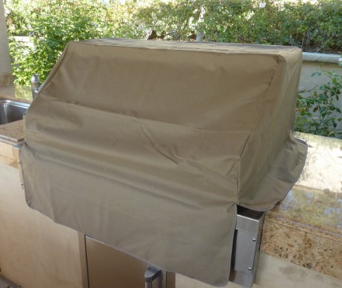 Bbq Built-in Grill Cover Up To 30&quot