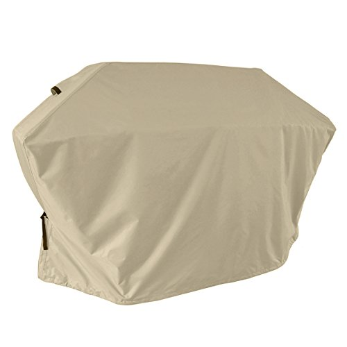 Porch Shield 100 Waterproof 600D Heavy Duty Barbeque Grill Cover Outdoor BBQ Cover Fit Grills up to 64 inch