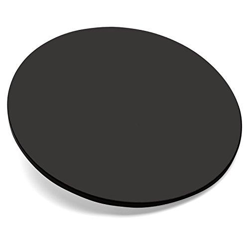 Cuisinart Cps-113 Alfrescamore Ceramic Glazed Cordierite Pizza Stone Black