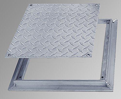 Acudor FD-8060 Removable Floor Access Door 24 x 24