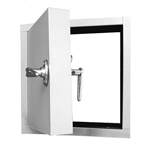 Exterior Access Door JL Industries XPA 48 x 48 Weather Resistant