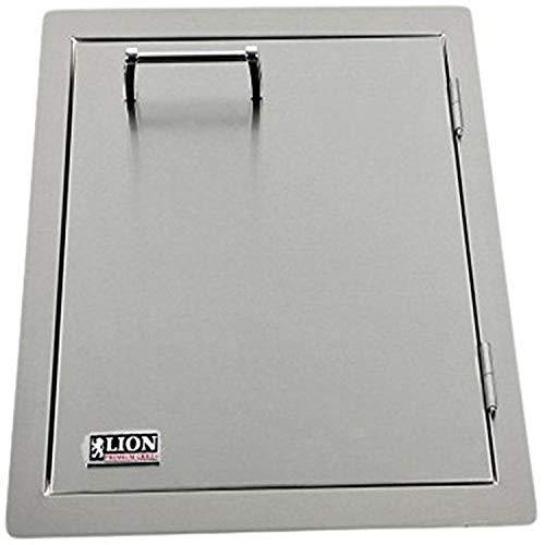 Lion Premium Grills L62945 Vertical Door with Towel Rack 17-78 by 22-Inch