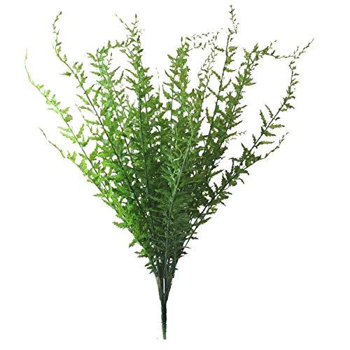LeFleur Artificial Grass Spray Fern 275 33 Stems Green