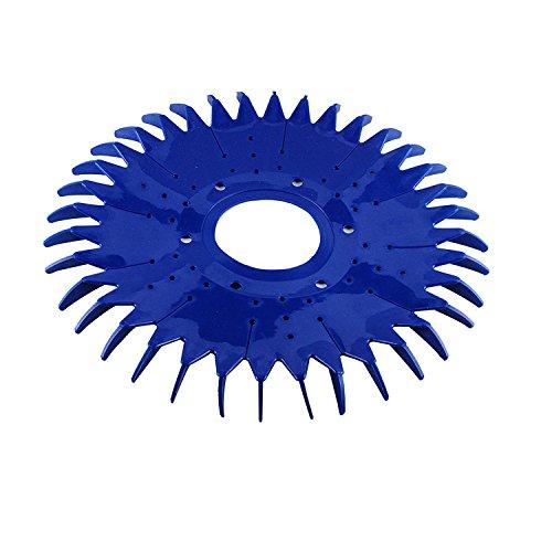 wadoy W70329 Finned SealDiscSkirt W70464 Replacement for Zodiac Baracuda G2 G3 G4 Pool Cleaner W83277 W70464