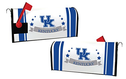 KENTUCKY WILDCATS MAILBOX COVER-UK WILDCATS MAGNETIC MAIL BOX COVER-NEW FOR 2016