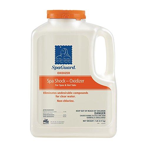 SpaGuard Spa Shock-Oxidizer 7lb