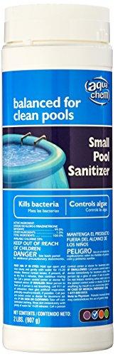Aqua Chem Small Pool Sanitizer Chlorinating Granules For Swimming Pools 2-pound