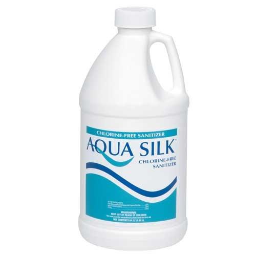 Aqua Silk Chlorine-Free Pool Sanitizer - 12 gallon